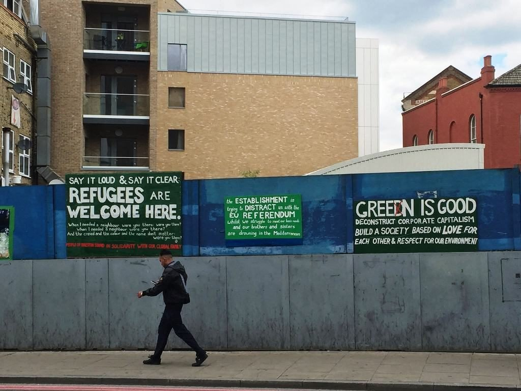 Asylum in the UK is granted for five years, but this is still subject to review by the government.