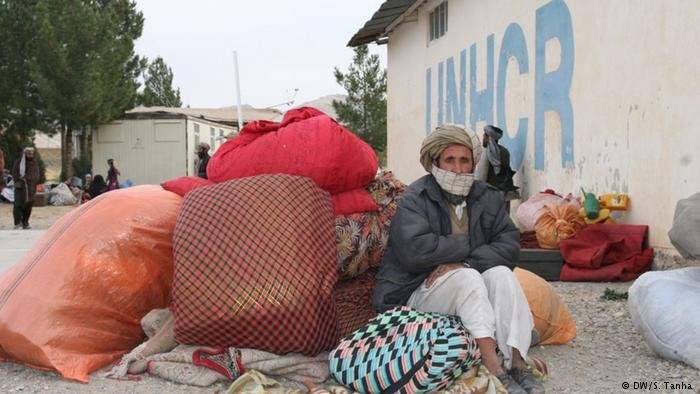 Refugees in Afghanistan | Credit: DW/S.Tanha