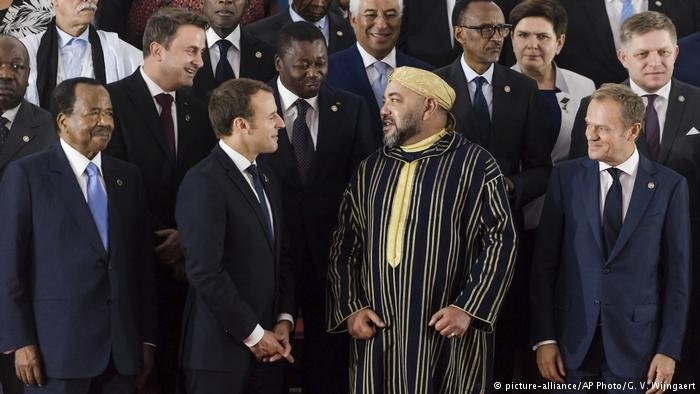 Group of EU and African Heads of State