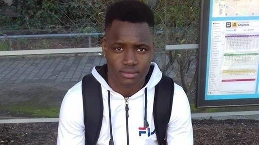 Garba, 16 ans, est arrivée en France à l'âge de 15 ans.
