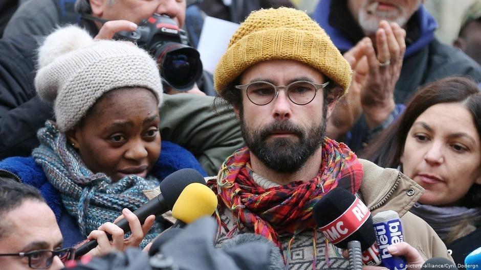 سدریک هرو روز ۱۳ می ۲۰۲۰ از دادگاه برائت گرفته  بود. عکس از پیکچر الیانس