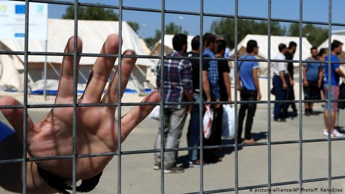 آلاف المهاجرين يقيمون في قبرص دون أن يتم البت في أوضاعهم بعد. أرشيف