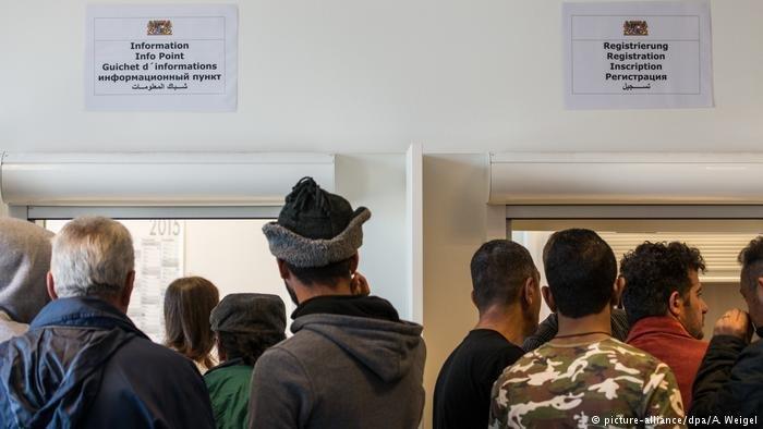 مع تراجع أزمة كورونا وفتح الحدود ارتفع عدد طلبات اللجوء المقدمة في ألمانيا بشكل ملحوظ