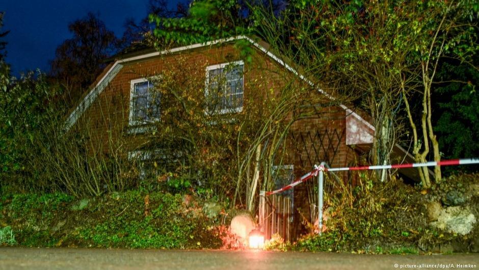 یک مرد ۸۵ ساله به وسیله یک چاقو در خانه اش در منطقه ویتنبورگ آلمان کشته شد.