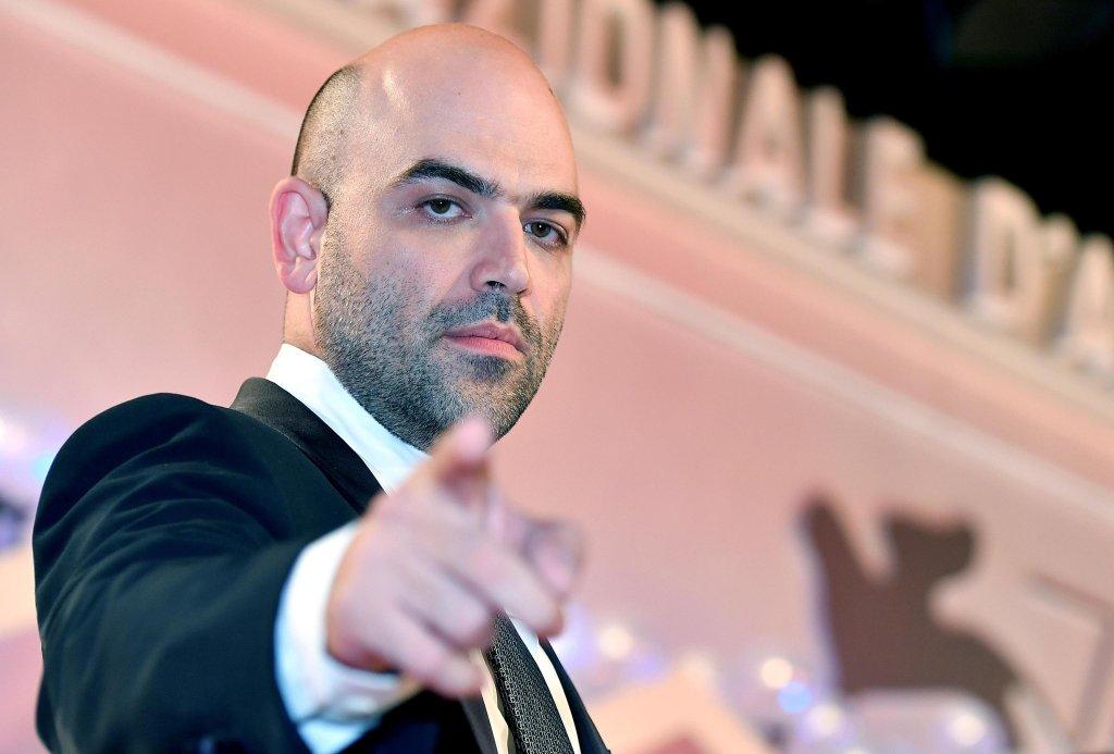 Italian author and screenwriter Roberto Saviano was among the plaintiffs | Photo: ANSA/Ettore Ferrari