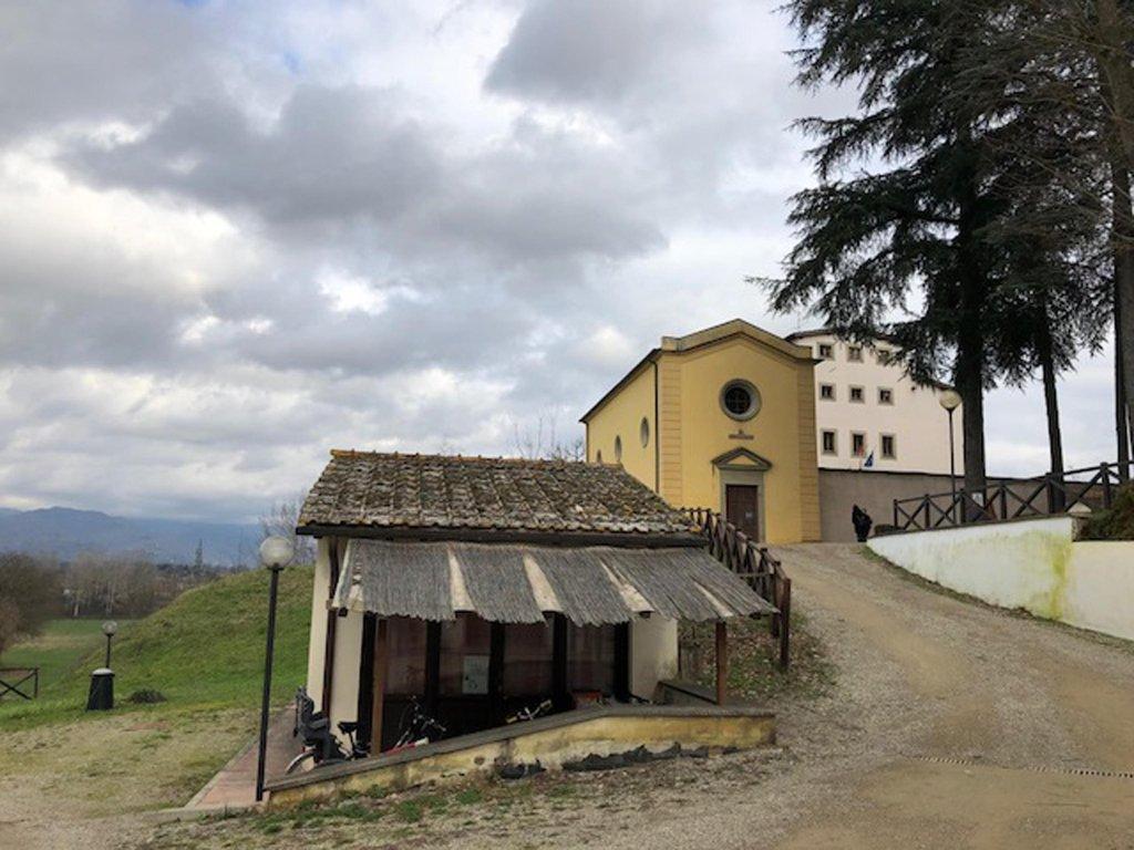 Villaggio La Brocci   Credit: ANSA/Gaetana D'Amico