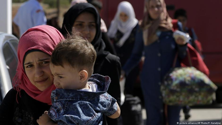 Cyprus and Greece continue to be popular routes for asylum seekers attempting to enter Europe. | Source: Picture Alliance, AP Photo, P. Karadjias