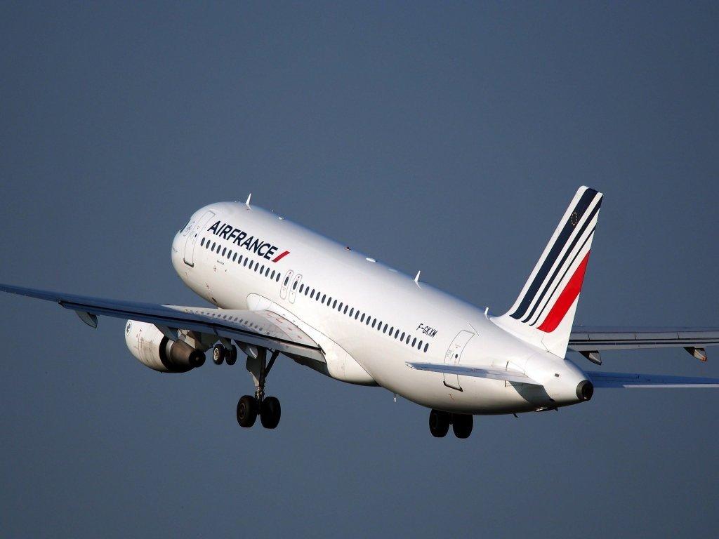 Air France airplane | Photo: Pixabay