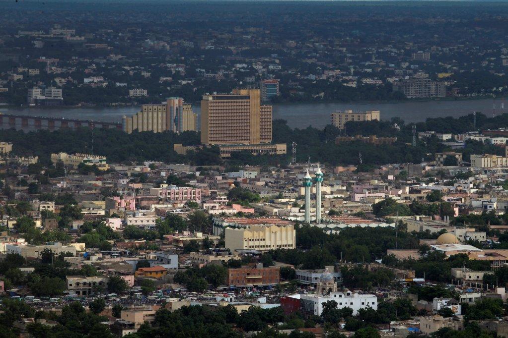 REUTERS/Luc Gnago |Vue de Bamako, la capitale du Mali.