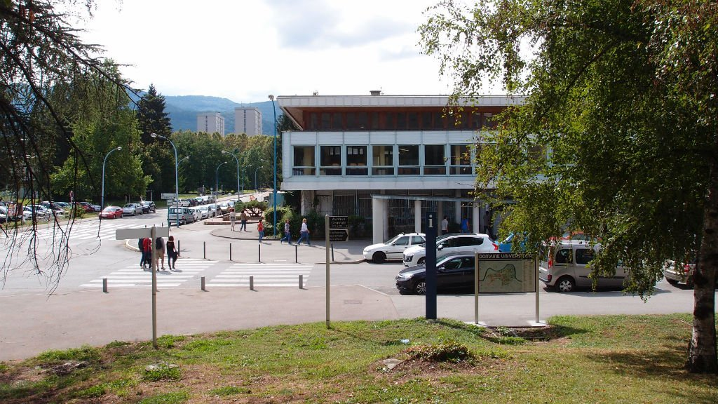 دانشگاه گرونوبل، آلپ فرانسه. عکس: گیلهم ولوت/فیلکر کریتیو کامنز