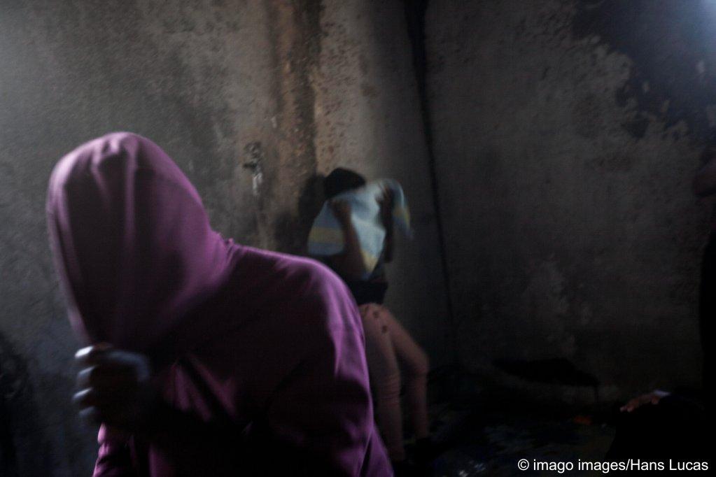 File photo - Detention center for women in west Libya, June 2016 | Photo: Imago