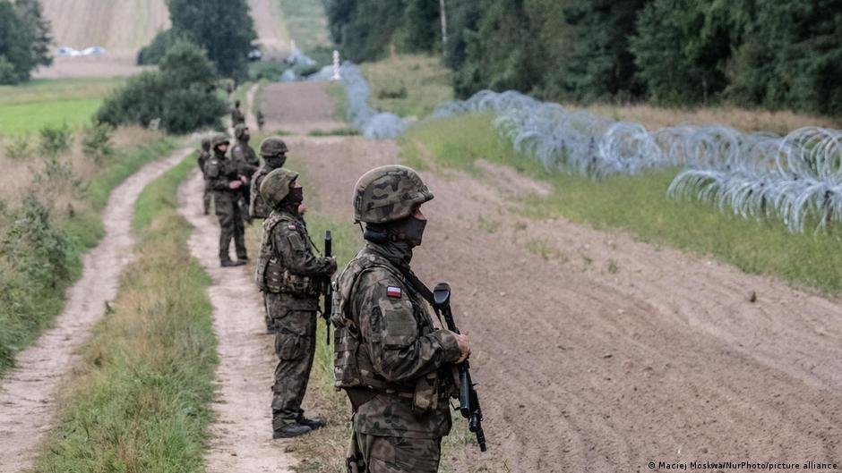 Poland says more troops will be sent to the border in the wake of four deaths there | Photo: Picture-alliance