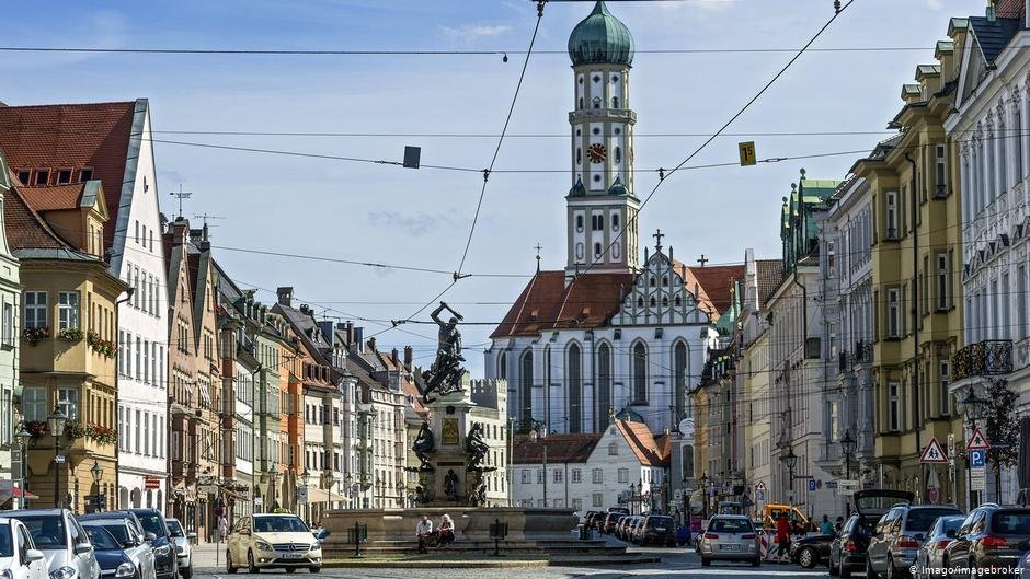 Augsburg old town | Photo: Imago/Imagebroker