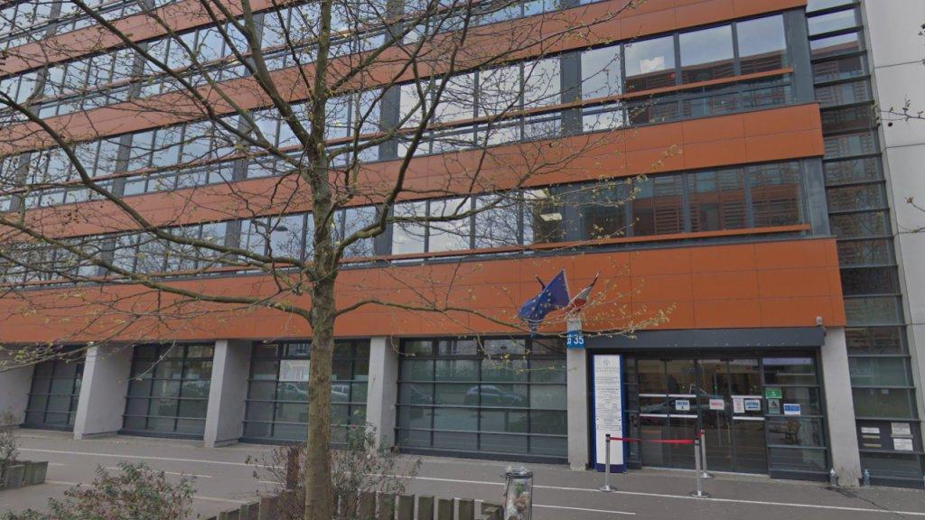 یگانه مرکز دادگاه حق پناهندگی در فرانسه  در شهر پاریس واقع شده است. عکس از تصاویر خیابانی گوگل