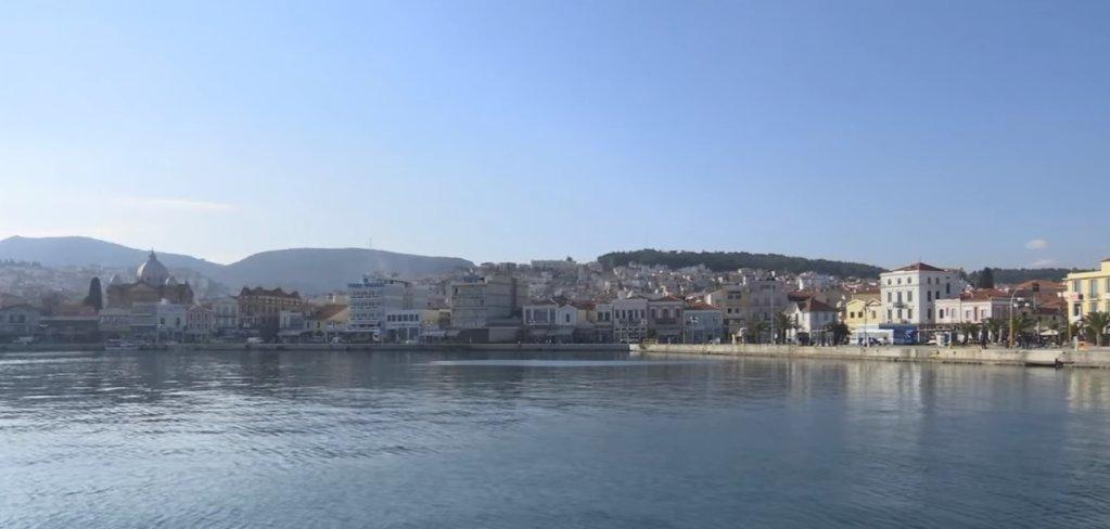 Lesbos, en Grèce. Crédits : France 24.