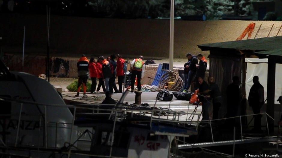 عکس از آرشیف/ مقام های ایتالیایی میگویند که ده ها پناهجو از یک مرکز قرنطینه در این کشور فرار کرده اند