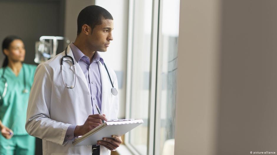 Photo d'illustration d'un médecin. Crédit : Picture-alliance