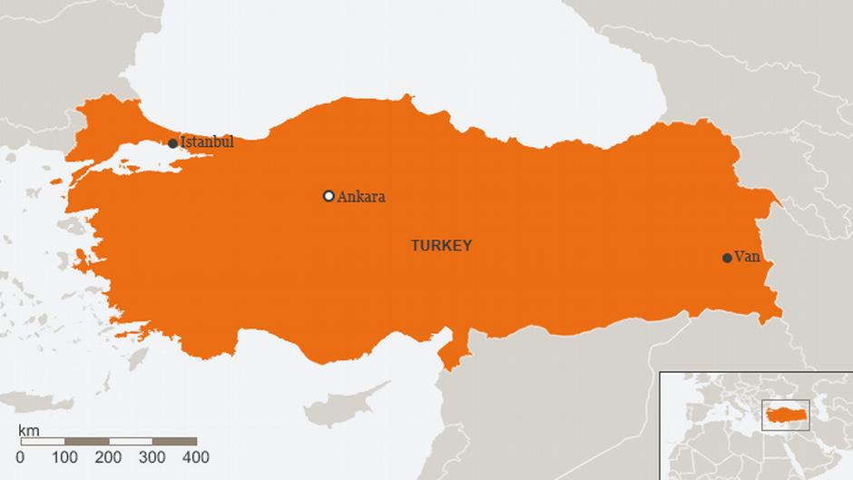 اجساد گروهی از پناهجویانی که به دلیل سردی هوا جان باخته بودند، در ترکیه پیدا شدند.
