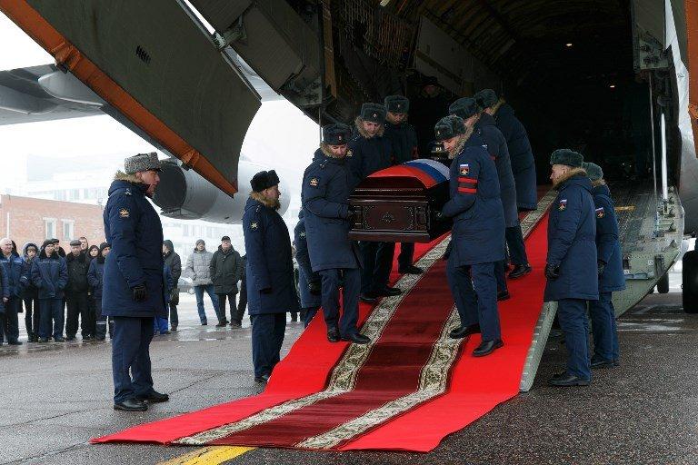 Vadim Savitsky / Russian Defence Ministry / AFP |۳۰۰ عضو ارتش خصوصی روسیه در حملات هوایی آمریکا در سوریه کشته و زخمی شدهاند