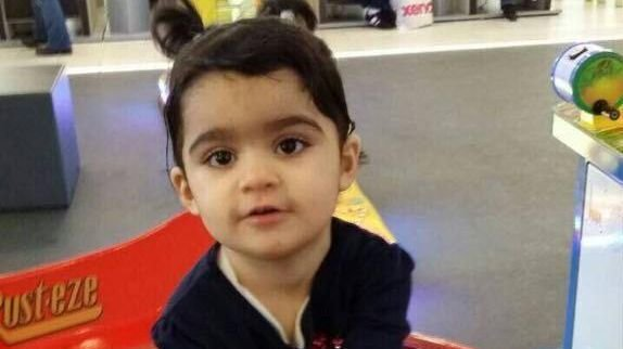 Two-year-old Mawra died the night of May 16, 2018 during a police pursuit in Belgium | Photo: Hand Out/Belga/picture-alliance