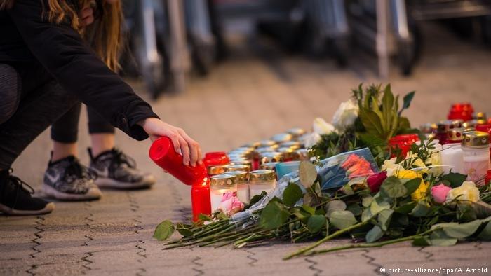 قتل این دختر نوجوان توسط عبدل د. سراسر آلمان را در شاک فروبرد.