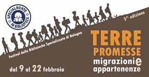 ANSA / ملصق مهرجان المكتبات المتخصصة ومعرض أشهر اللاجئين في التاريخ/ الصورة ANSA