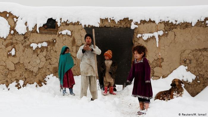 آوارگان داخلی در اطراف کابل پایتخت افغانستان