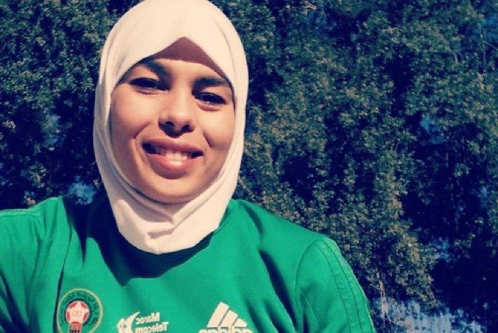 تسعى اللاعبة المغربية مريم بويحد للبقاء في إسبانيا. فيسبوك