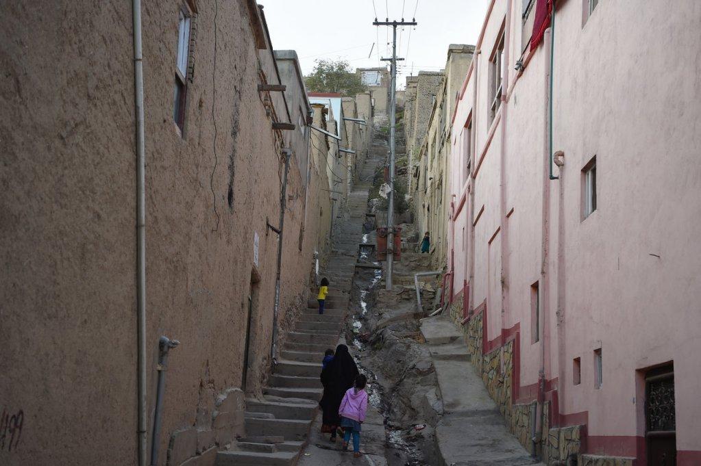 کابل. عکس از: خبری گزاری فرانسه.