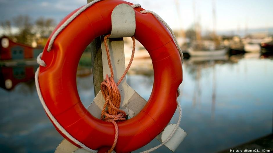 The vessel was a life saver for those on board