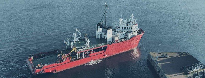 """سفينة الإنقاذ """"سي آي 4"""" ستكون جاهزة قريبا للتوجه إلى البحر المتوسط والمشاركة في عمليات إنقاذ المهاجرين"""