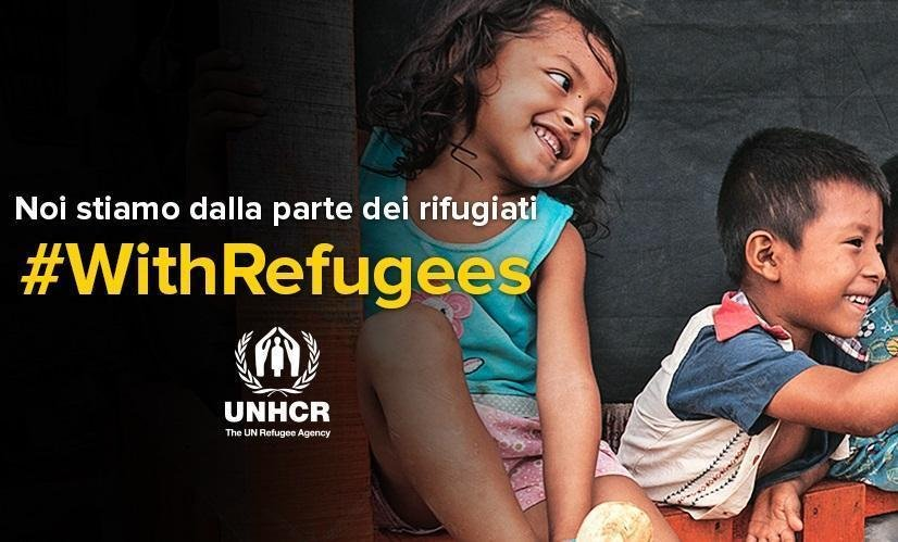 A photo from the campaign Credit: UNHCR