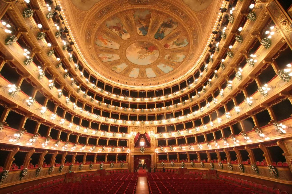 Massimo Theatre in Palermo | Photo: ARCHIVE/ANSA/PRESS OFFICE