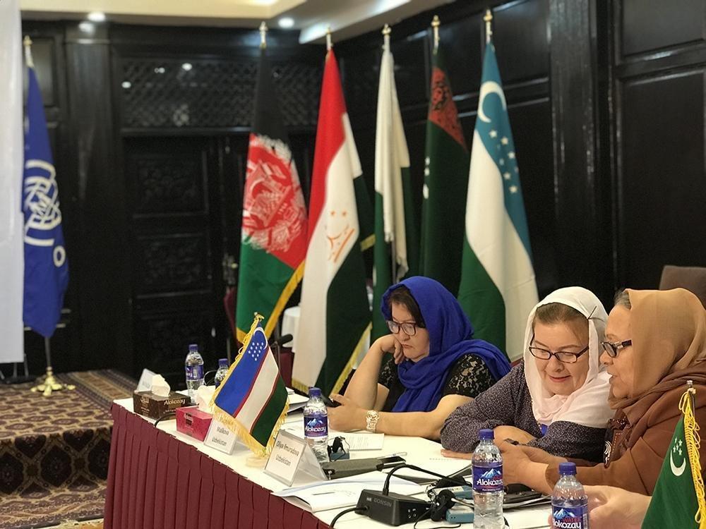 ANSA / صورة من المنتدى الذي عقد في كابول تحت رعاية منظمة الهجرة الدولية مصدر الصورة: منظمة الهجرة الدولية.