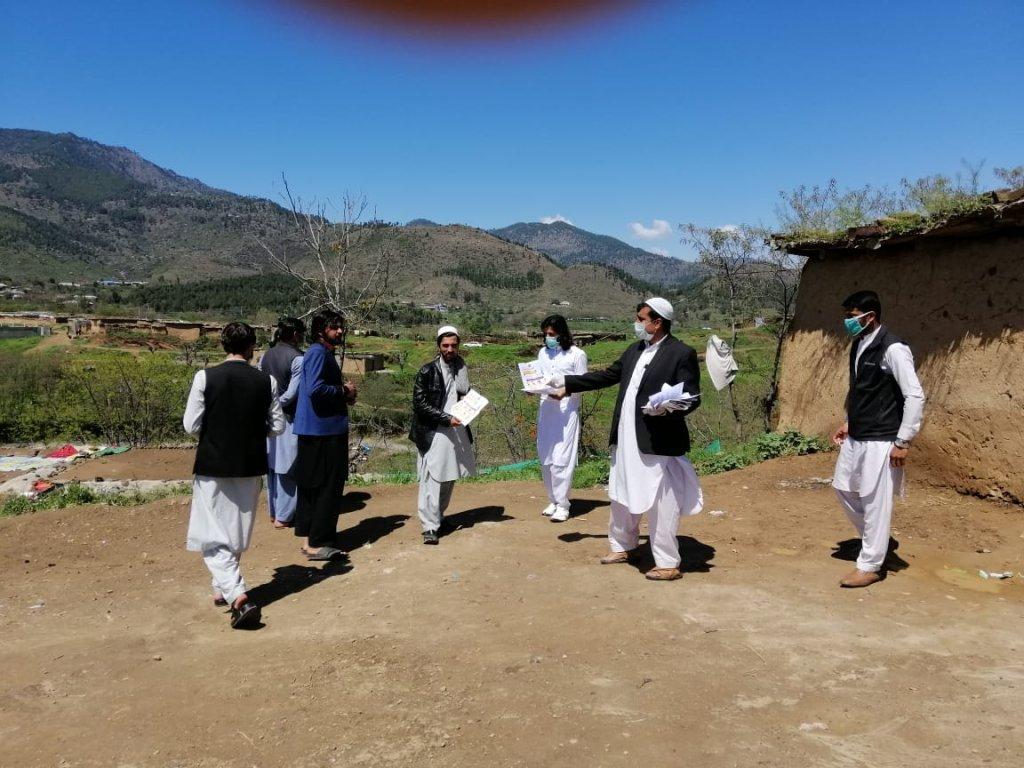 پاکستان خیبر پښتونخوا کې د افغان کډوالو کیمپ. انځور: جرنیل پښتون