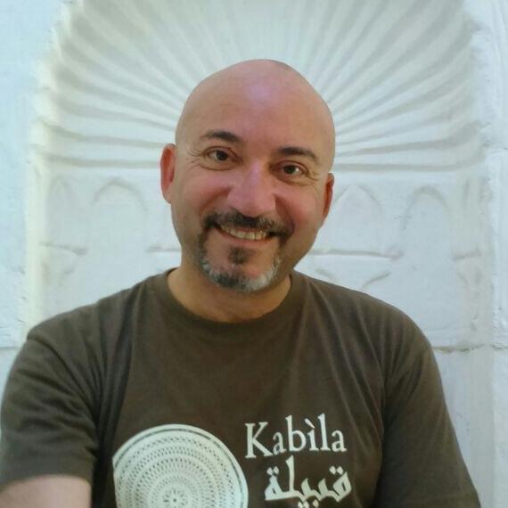 Emad Shuman | Credit: ANSA