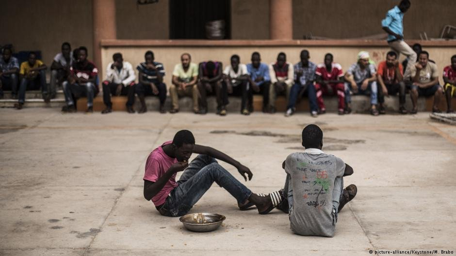Those who escape torture are not much better off.   Source: picture alliance, AP Photo, Manu Brabo