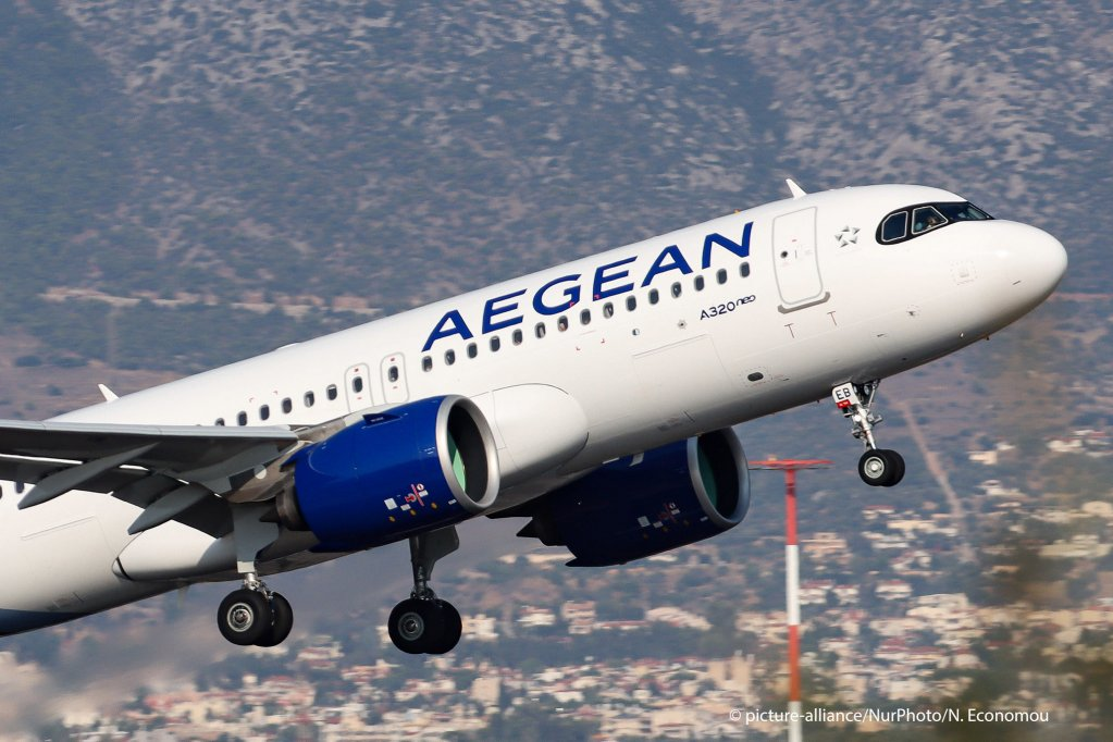 Flights from Greece to Germany are quite affordable, especially during the summer travel months | Photo: picture-alliance/NurPhoto/N. Economou