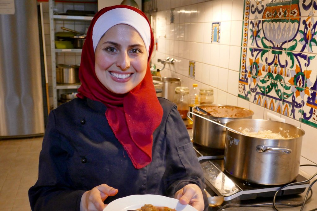 Malakeh Jazmati | Photo: Elizabeth Grenier