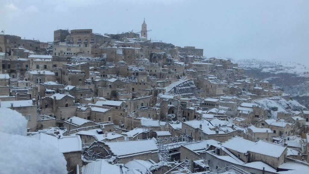 The city of Matera | Photo: ANSA/Franco Martina