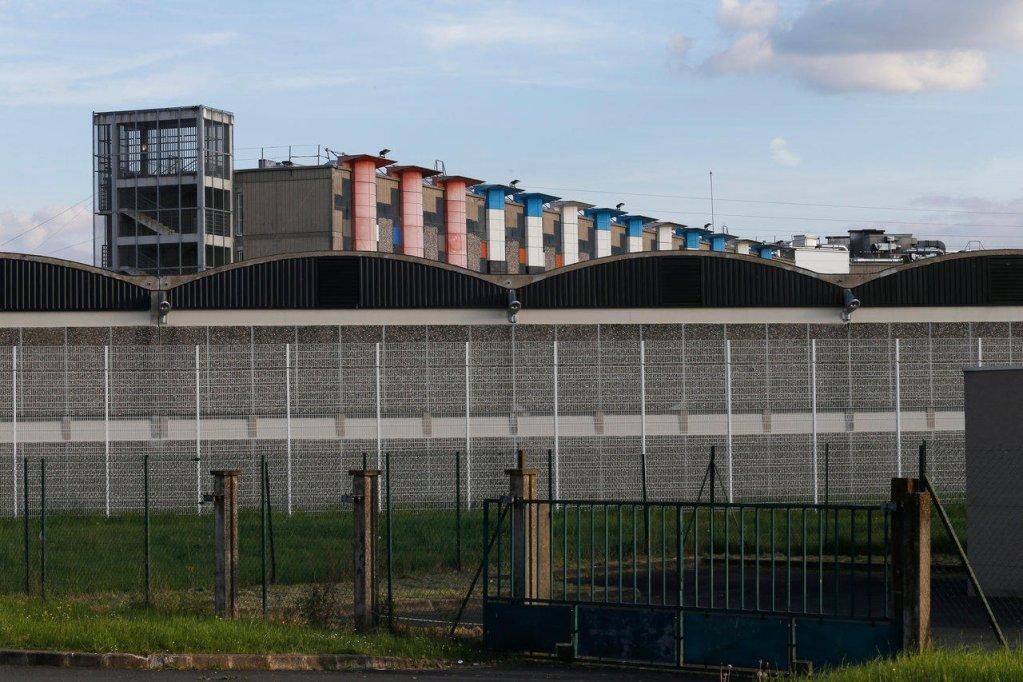 GEOFFROY VAN DER HASSELT / AFP |L'établissement pénitentiaire de Fleury-Mérogis, près de Paris, contient un quartier pour les détenus mineurs. (photo d'illustration).