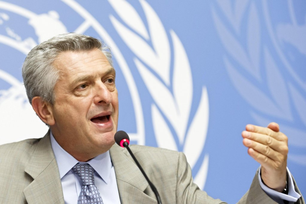 UN High Commissioner for Refugees Filippo Grandi | Credit: ANSA