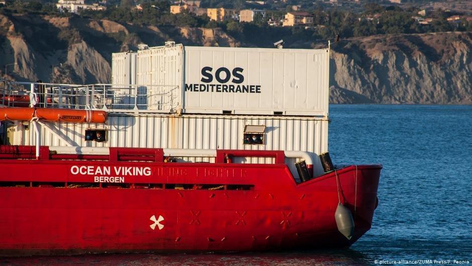 The Ocean Viking | Photo: Picture-alliance/Zuma Press/F.Peonia