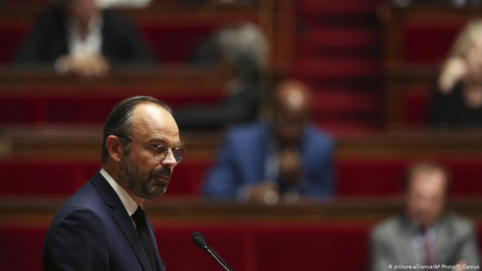 Discussing immigration quotas should not be 'taboo', the French Prime Minister Edouard Philippe said in a special debate on immigration in the National Assembly, October 7, 2019 | Photo: picture alliance/T. Camus