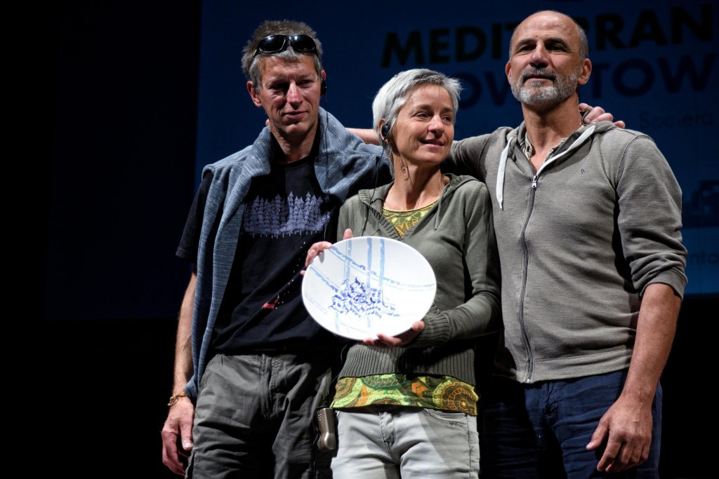Benoit Ducos, Anne Mutte and Pierre Mumber | Credit: Mediterraneo Downtown
