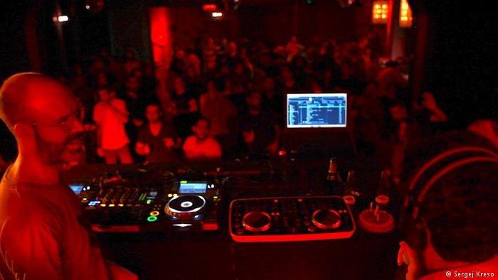 حفلات أراب بيتس تجمع اللاجئين والألمان في برلين