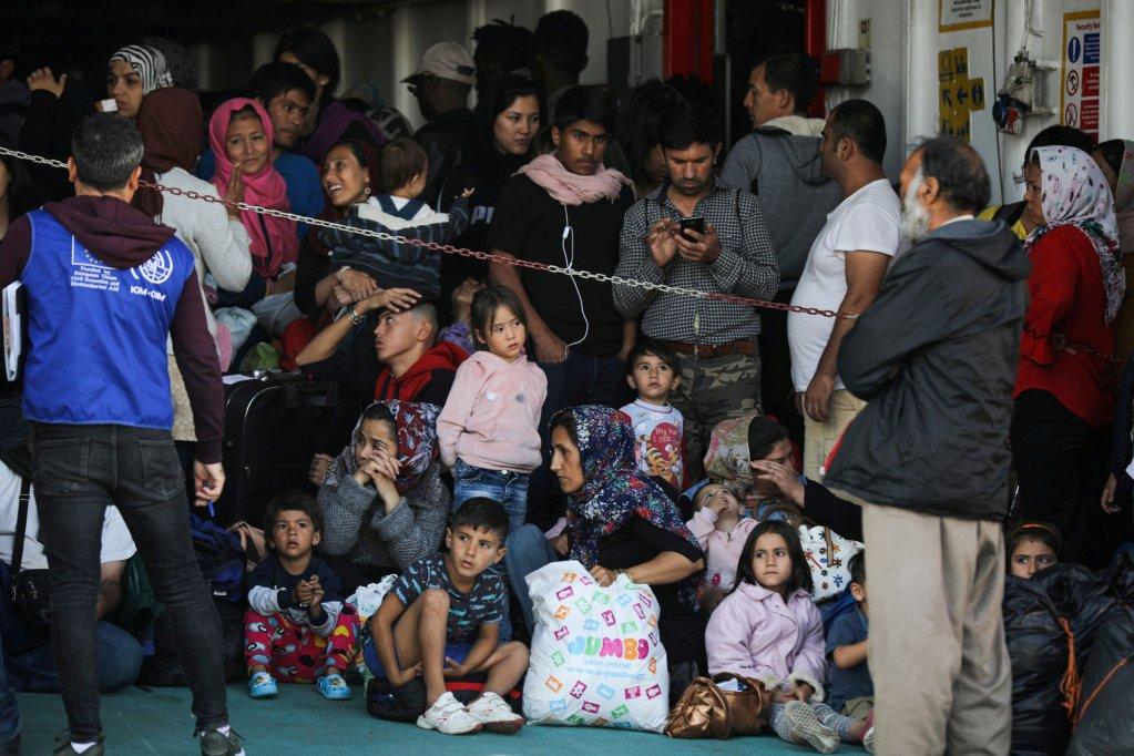 REUTERS/Costas Baltas/File Photo |Depuis le regain de demandeurs d'asile en provenance de la Turquie cet été, la Grèce est redevenue la principale porte d'entrée des réfugiés en Europe.