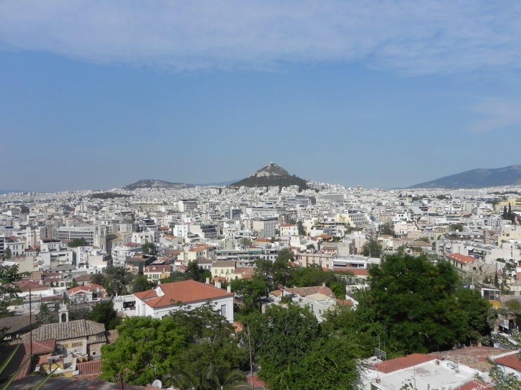 شهر آتن پایتخت یونان/ Photo: Amanullah Jawad