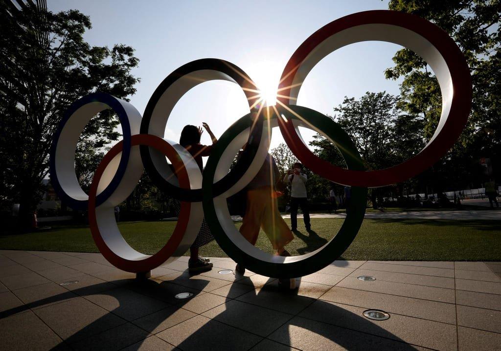 ټاکل شوې چې د توکیو د اولمپیک سیالۍ د ۲۰۲۱ د جولای میاشتې پر ۲۳مه جاپان کې پرانیستل شي. انځور: رویټرز، ایسي کاتو