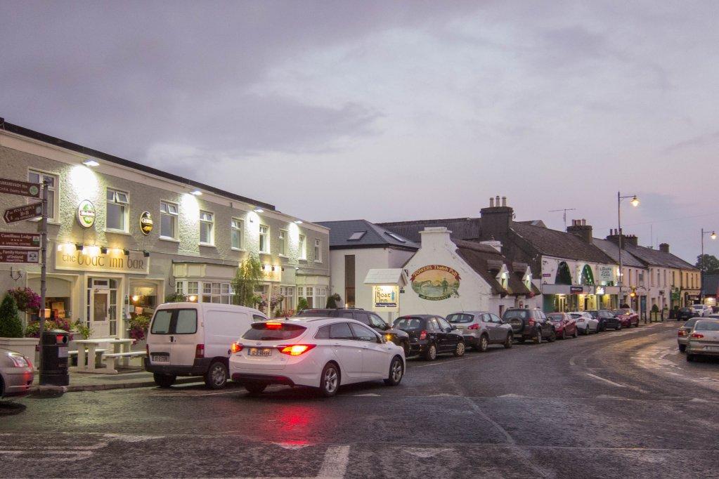 Flickr CC BY-NC-ND 2.0 Jim Grey |La petite ville de Oughterard dans le comté de Galway n'a qu'une population de 1800 habitants.